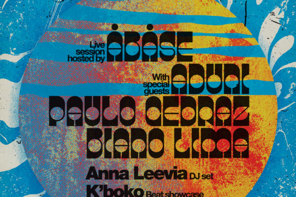 Shades Of Oshu: Brazil Special w/ Aduni, Paulo Cedraz, K'boko, Anna Leevia