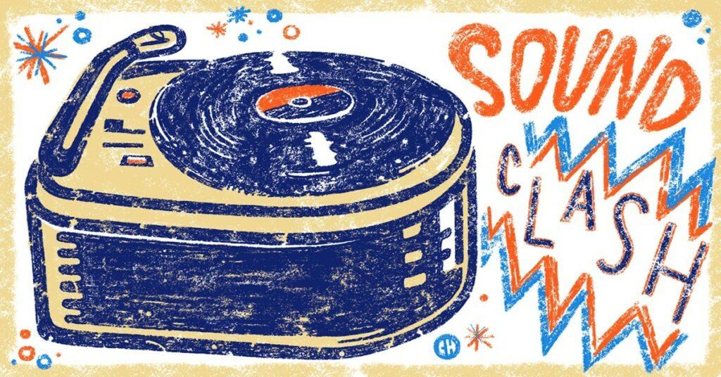 Vintage Jamaican Music Soundclash