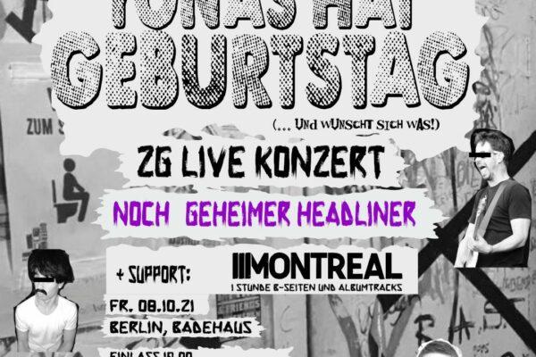 Montreal + Special Guest | Yonas feiert Geburtstag!
