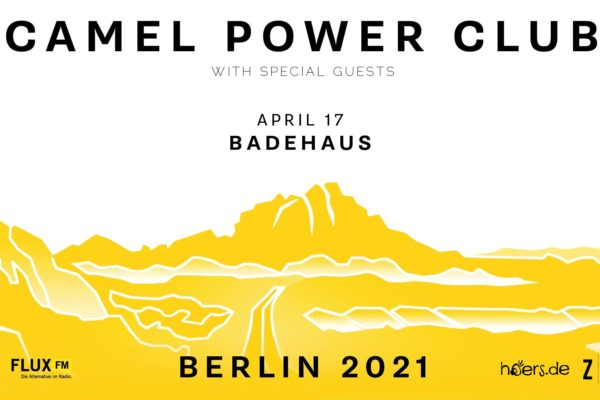 VERSCHOBEN: Camel Power Club