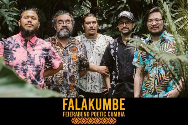 La Bomba w. Falakumbe, Feierabend Poetic Cumbia
